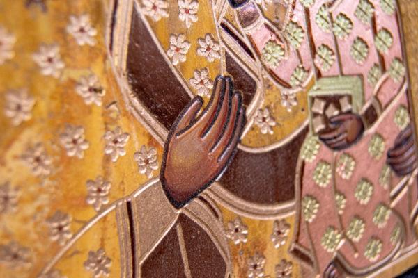 Ченстоховская икона № 3-06, изображение, фото 3