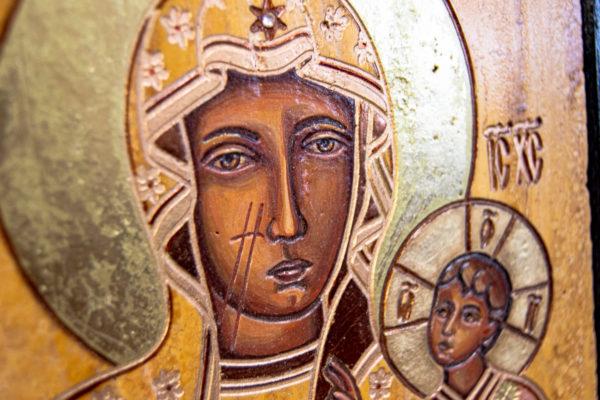Ченстоховская икона № 3-06, изображение, фото 4