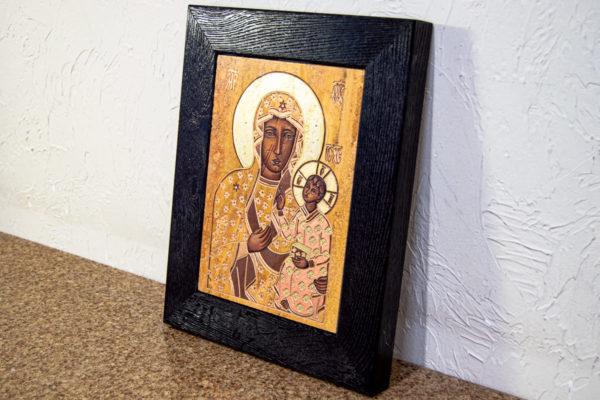Ченстоховская икона № 3-06, изображение, фото 6