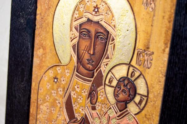 Ченстоховская икона № 3-06, изображение, фото 7
