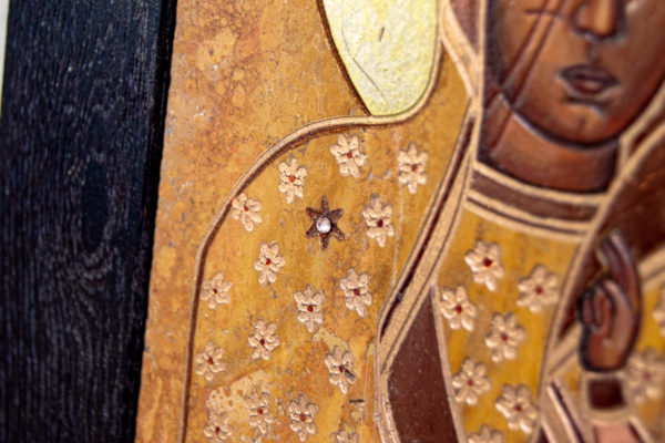Ченстоховская икона № 3-06, изображение, фото 9