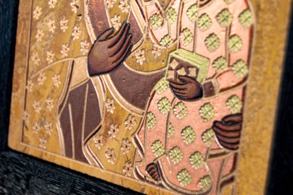 Ченстоховская икона № 3-06, изображение, фото 10