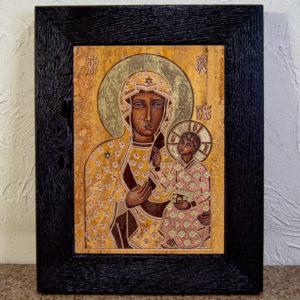 Ченстоховская икона № 3-06, изображение, фото 11