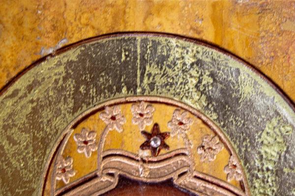 Ченстоховская икона № 3-06, изображение, фото 12