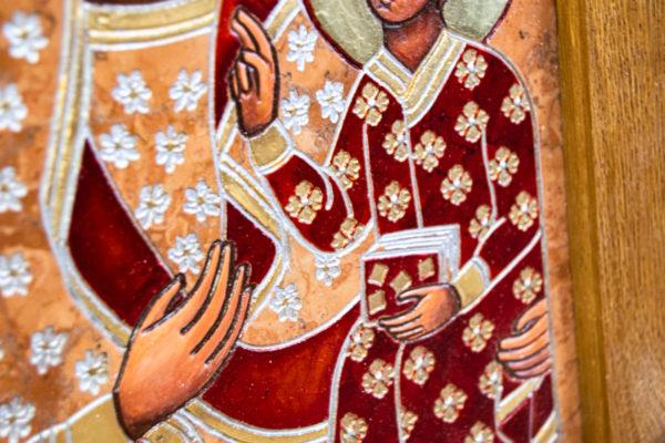 Ченстоховская икона № 3-08, изображение, фото 3