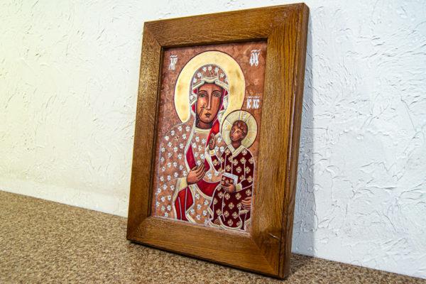 Ченстоховская икона № 3-08, изображение, фото 5