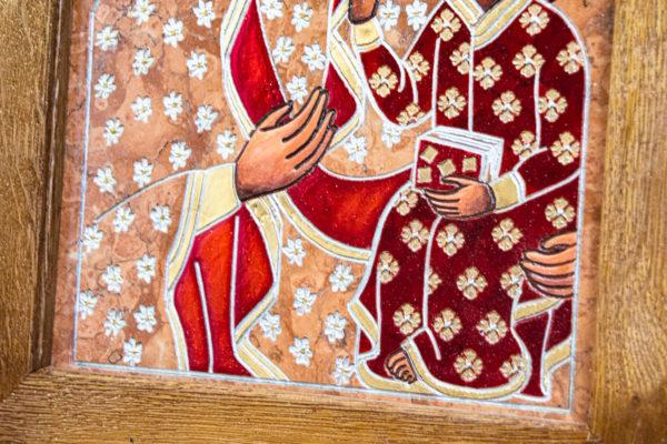 Ченстоховская икона № 3-08, изображение, фото 6