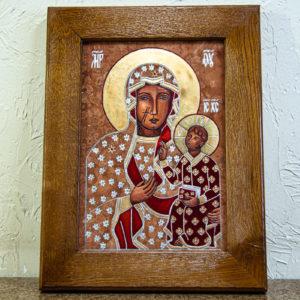 Ченстоховская икона № 3-08, изображение, фото 8
