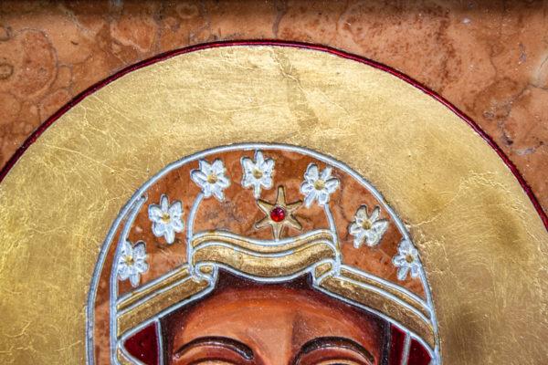 Ченстоховская икона № 3-08, изображение, фото 9