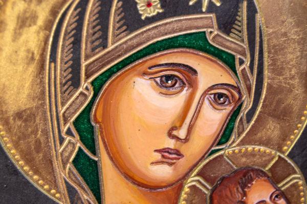 Икона Богоматерь Неустанной Помощи (Страстная икона Божией Матери) № 3-1, изображение, фото 16