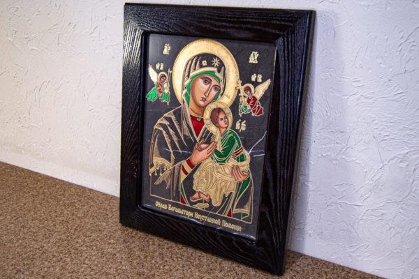 Икона Богоматерь Неустанной Помощи (Страстная икона Божией Матери) № 3-1, изображение, фото 13