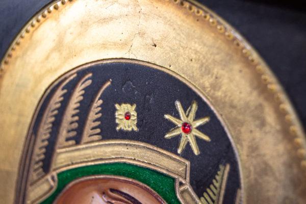 Икона Богоматерь Неустанной Помощи (Страстная икона Божией Матери) № 3-1, изображение, фото 7