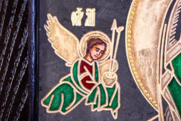 Икона Богоматерь Неустанной Помощи (Страстная икона Божией Матери) № 3-1, изображение, фото 9