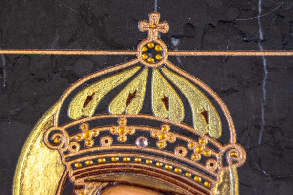 Икона Будславской Богоматери № 3-02, изображение, фото 4