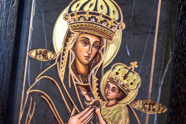 Икона Будславской Богоматери № 3-02, изображение, фото 10