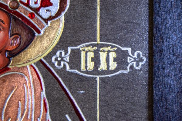 Икона Будславской Богоматери № 3-01, изображение, фото 3