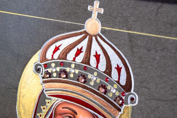 Икона Будславской Богоматери № 3-01, изображение, фото 8