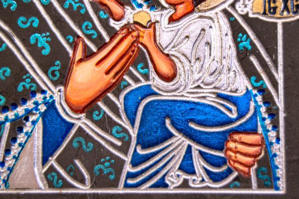 Икона Будславской Богоматери № 3-03, изображение, фото 3