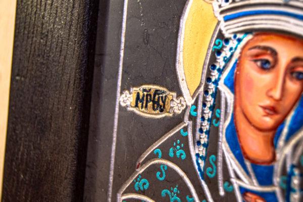 Икона Будславской Богоматери № 3-03, изображение, фото 10