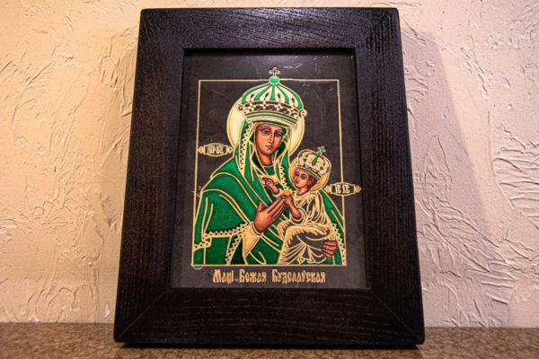 Икона Будславской Богоматери № 3-04, изображение, фото 1