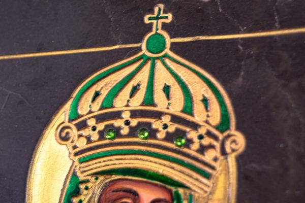 Икона Будславской Богоматери № 3-04, изображение, фото 7