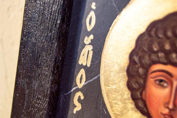 Икона Святой Пантелеймон № 3-3, изображение, фото 6