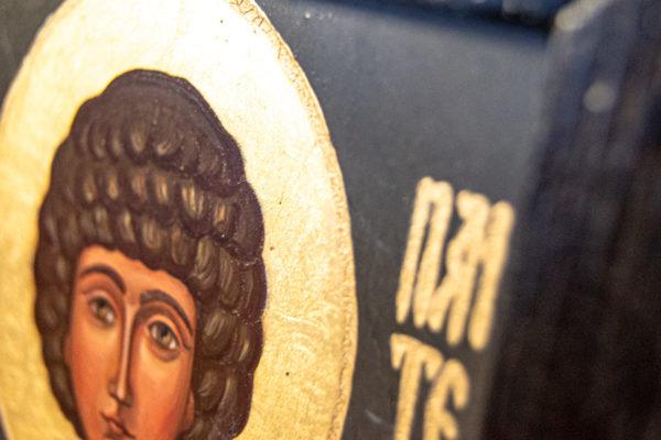 Икона Святой Пантелеймон № 3-3, изображение, фото 7