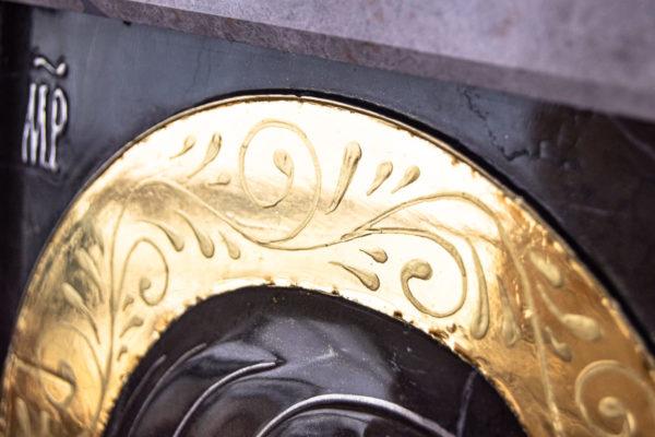Икона Казанской Божией Матери № 3-12-7 из мрамора, камня, от Гливи, фото 7