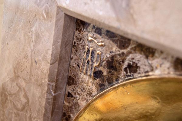 Икона Казанской Божией Матери № 4-12-2 из мрамора, камня, от Гливи, фото 11