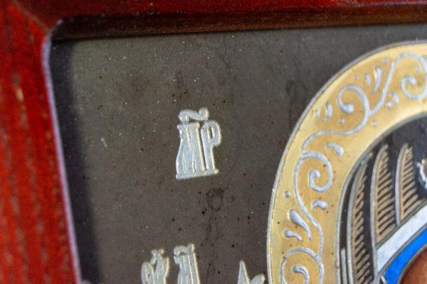 Икона Богоматерь Неустанной Помощи (Страстная икона Божией Матери) № 3-2, изображение, фото 8