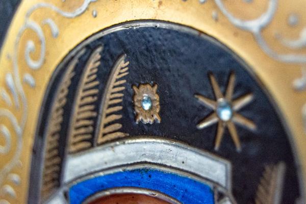 Икона Богоматерь Неустанной Помощи (Страстная икона Божией Матери) № 3-2, изображение, фото 10