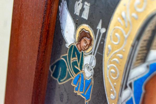 Икона Богоматерь Неустанной Помощи (Страстная икона Божией Матери) № 3-2, изображение, фото 11