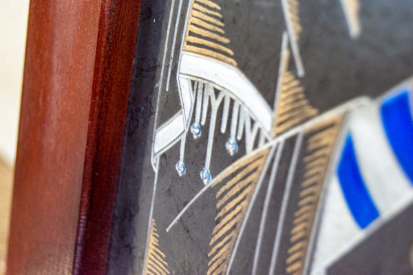 Икона Богоматерь Неустанной Помощи (Страстная икона Божией Матери) № 3-2, изображение, фото 13