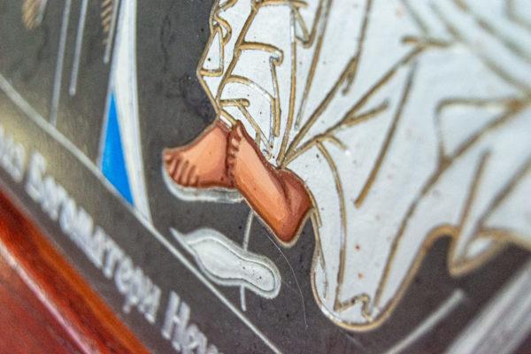 Икона Богоматерь Неустанной Помощи (Страстная икона Божией Матери) № 3-2, изображение, фото 15