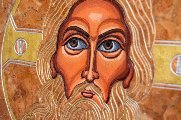 Икона Спас Нерукотворный № 3-1, изображение, фото 4