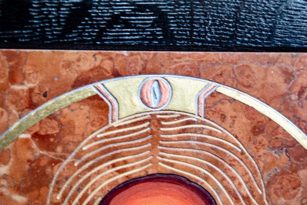 Икона Спас Нерукотворный № 3-1, изображение, фото 5