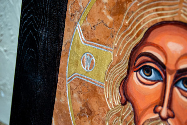 Икона Спас Нерукотворный № 3-1, изображение, фото 7