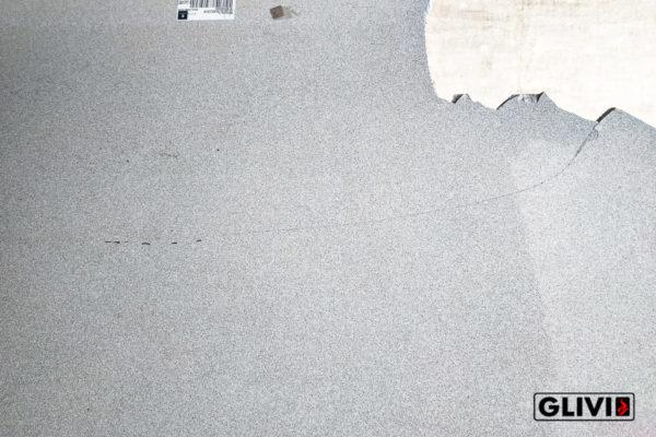 Кварцевый камень, композит кварца Aluminio Nube, изображение, фото 1
