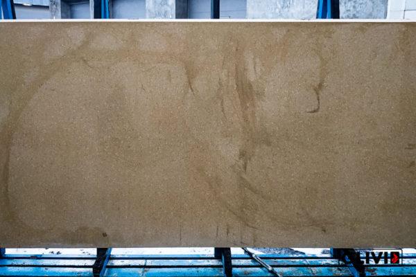 Кварцевый камень, композит кварца Beige Olimpo, изображение, фото 3