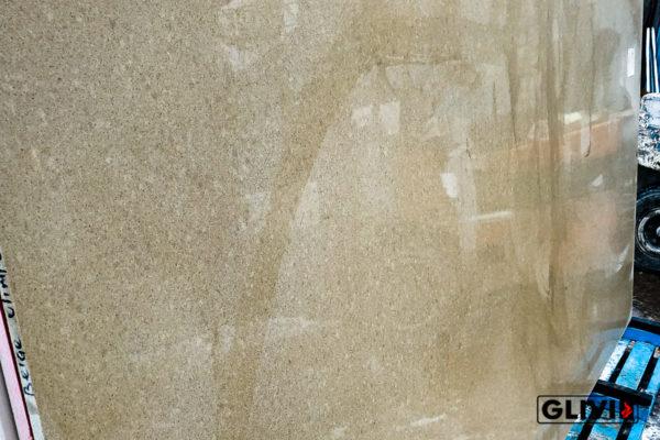 Кварцевый камень, композит кварца Beige Olimpo, изображение, фото 2