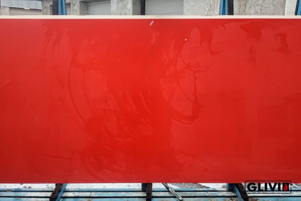 Кварцевый камень, композит кварца Rossa Monza, изображение, фото 4