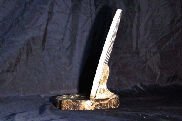 Икона Жировицкой (Жировичской) Божией Матери № 05 из мрамора, камня, изображение, фото 2