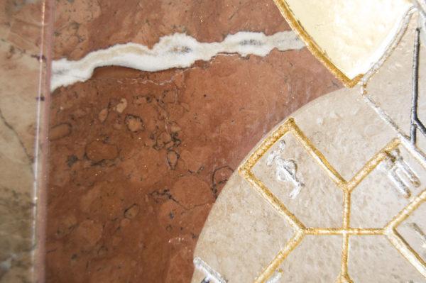 Икона Николая Чудотворца (Угодника) инд.№ 09 из мрамора, камня, изображение, фото 5