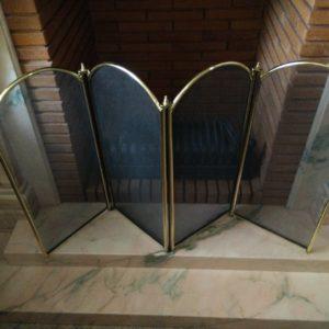 Защитный экран № 2 для камина (печи), каталог каминов, изображение, фото 1