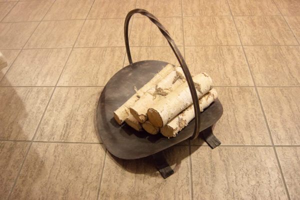 Дровница для камина (печи), каталог каминов, изображение, фото 9