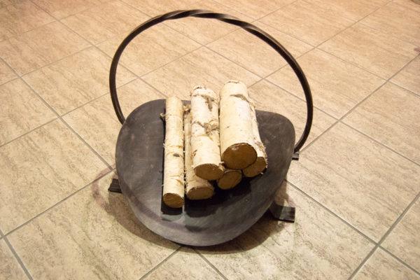 Дровница для камина (печи), каталог каминов, изображение, фото 10