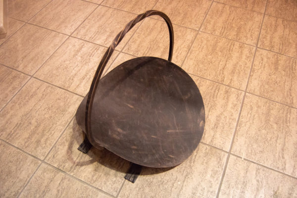 Дровница для камина (печи), каталог каминов, изображение, фото 11