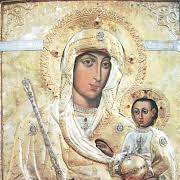Икона Минская Богоматерь