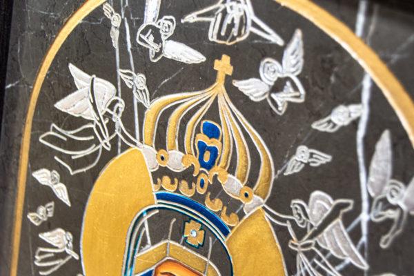 Икона Супрасльской Божьей (Божией) матери № 01, интернет магазин икон, изображение, фото 9