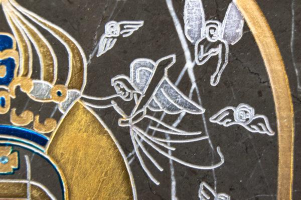 Икона Супрасльской Божьей (Божией) матери № 01, интернет магазин икон, изображение, фото 11